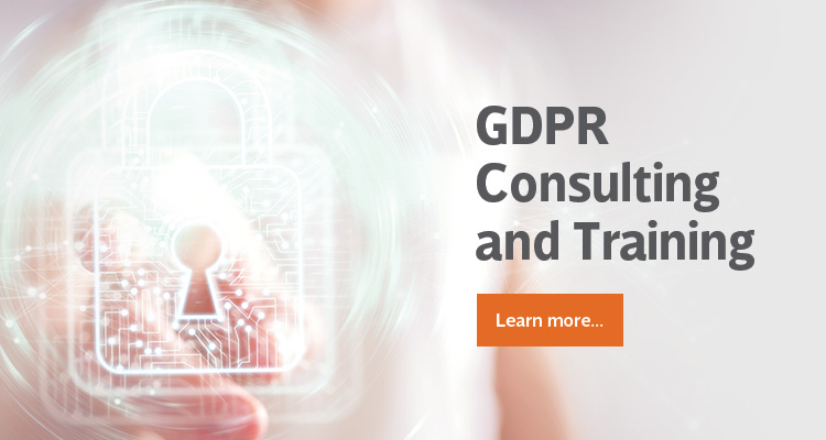 gdpr consulting and training