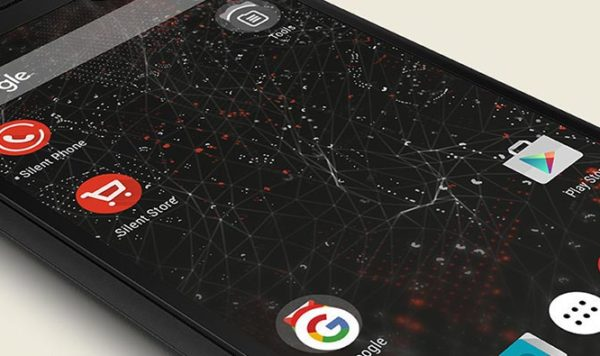 Smartphone Blackphone: Vermarktet durch Datenschutzfunktionen