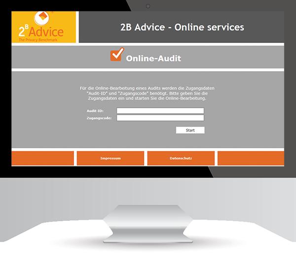 Datenschutz Software Online Audit