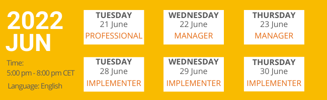 June 2022 Workshops