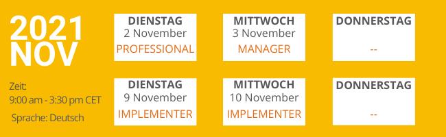 November Workshop
