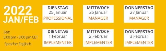 Januar Workshop
